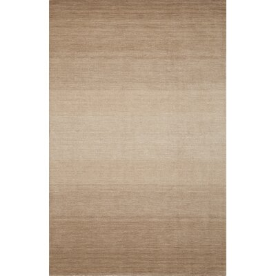 Louisa Sand Area Rug Rug Size: Rectangle 79 x 99
