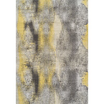 Alessandra Graphite Rug Size: Rectangle 53 x 77