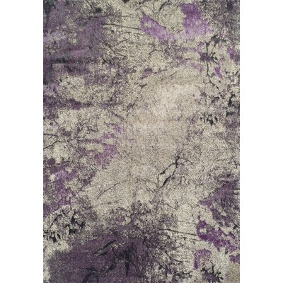 Allegra Orchid Area Rug Rug Size: Rectangle 33 x 51