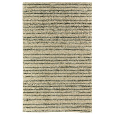Brano Overlay Birch Aqua/Beige Area Rug Rug Size: Rectangle 8 x 10