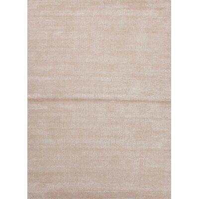 Nico Hand-Woven Sand Dollar/Smoke Gray Area Rug Rug Size: 2 x 3