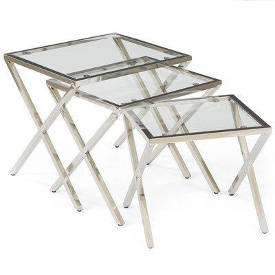 Anya 3 Piece Nesting Tables