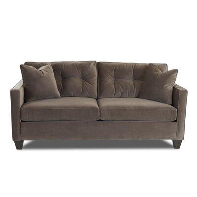 Loganne Sofa Upholstery: Nina Charcoal