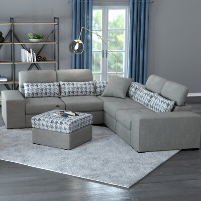 Ayanna L-Shaped Modular Sectional