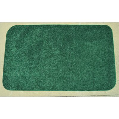 Makenna Polo Green Area Rug Rug Size: 4 x 6