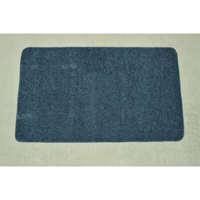 Makenna Colonial Blue Area Rug Rug Size: 4 x 6