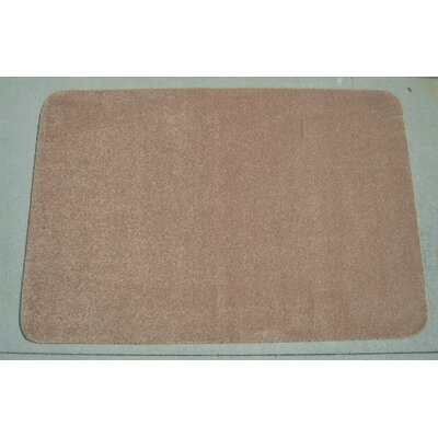 Makenna Brown Area Rug Rug Size: 4 x 6