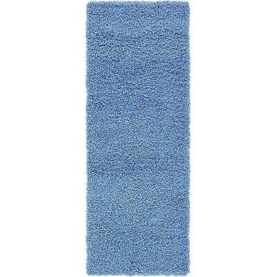 Emmaus Periwinkle Blue Area Rug