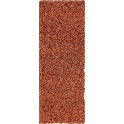 Barksdale Terracotta Area Rug