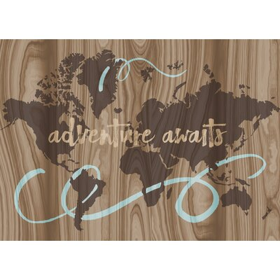 Kaden Adventure Awaits Kitchen Mat