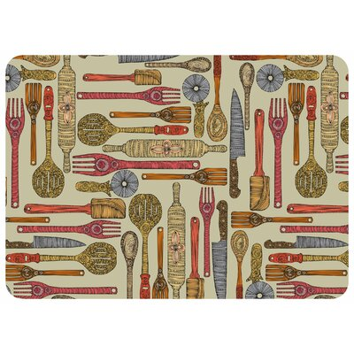 Kaden Lets Cook Kitchen Mat