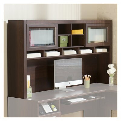 Collaroy 39.49 H x 70 W Desk Hutch Finish: Sweet Cherry
