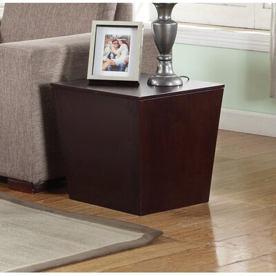 Barnesville Multifunction Storage Cube End Table