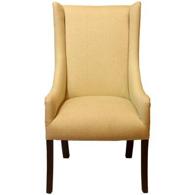 Lulu Arm Chair Color: Hotwash