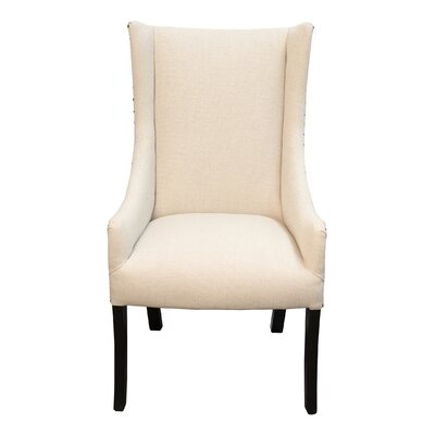 Lulu Arm Chair Body Fabric: Hotwash