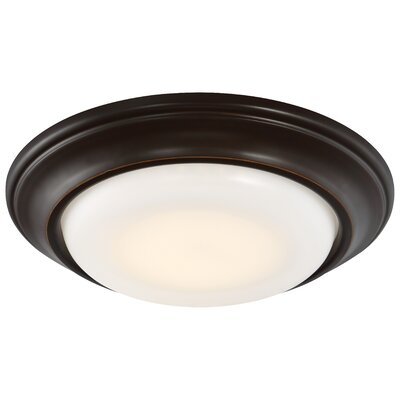 Rotz LED 8 Recessed Trim Finish: Dark Bronze