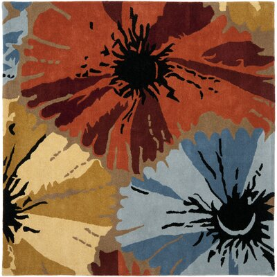 Woodburn Area Rug Rug Size: Square 6