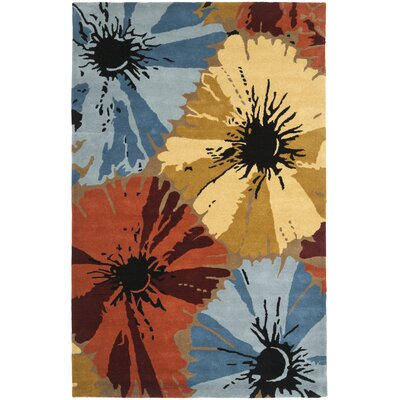 Woodburn Area Rug Rug Size: Rectangle 5 x 8