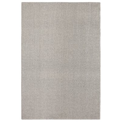 Bettie Hand-Tufted Mineral Beige Area Rug Rug Size: 6 x 9
