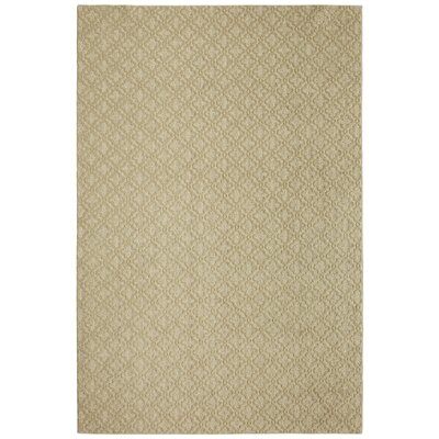 Bettie New Spring Hand-Tufted Neutral Area Rug Rug Size: 9 x 12