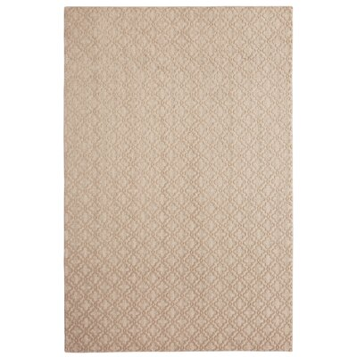 Bettie Hand-Tufted Beige Area Rug Rug Size: Rectangle 6 x 9