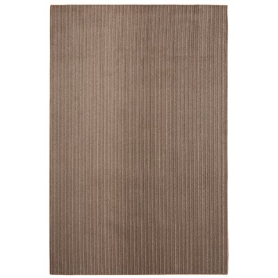Bettie Hand-Tufted Leather Area Rug Rug Size: 9 x 12