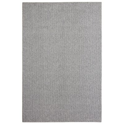 Bettie Hand-Tufted Gray Area Rug Rug Size: 6 x 9