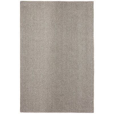 Bettie Hand-Tufted Gray Area Rug Rug Size: Rectangle 6 x 9