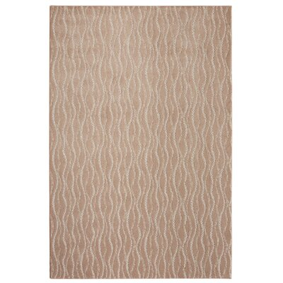 Bettie Hand-Tufted Brown Area Rug Rug Size: Rectangle 9 x 12
