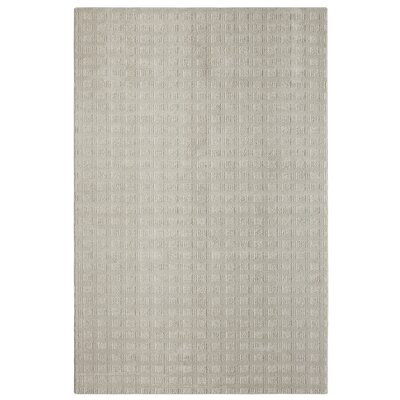 Bettie Hand-Tufted Marble Gray Area Rug Rug Size: Rectangle 6 x 9