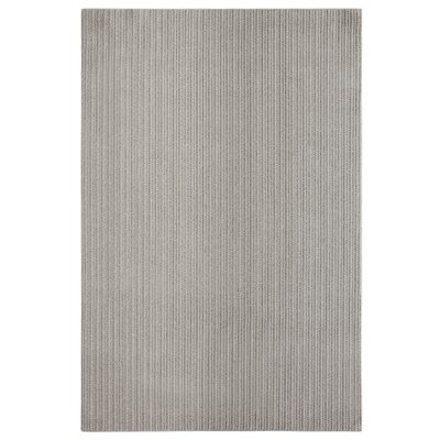 Bettie Hand-Tufted Fog Area Rug Rug Size: 6 x 9