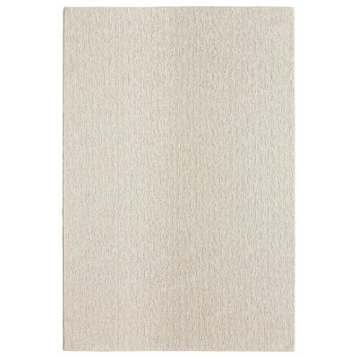 Bettie Hand-Tufted Ivory Area Rug Rug Size: 6' x 9'