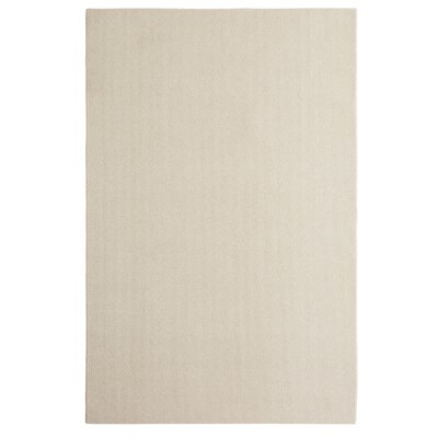 Bettie Hand-Tufted Ivory Area Rug Rug Size: 9 x 12