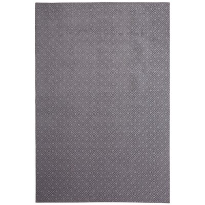 Bettie River Hand-Tufted Stone Gray Area Rug Rug Size: Rectangle 6 x 9