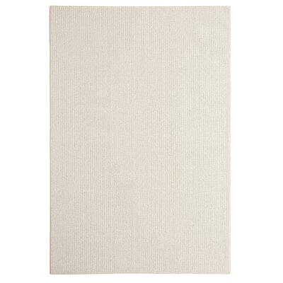Bettie Hand-Tufted Toasted Almond Area Rug Rug Size: Rectangle 9 x 12
