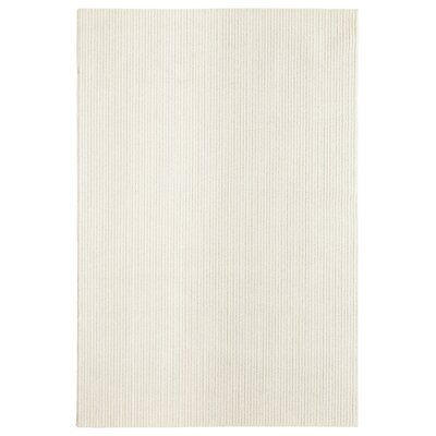 Bettie Hand-Tufted Ivory Area Rug Rug Size: Rectangle 6 x 9