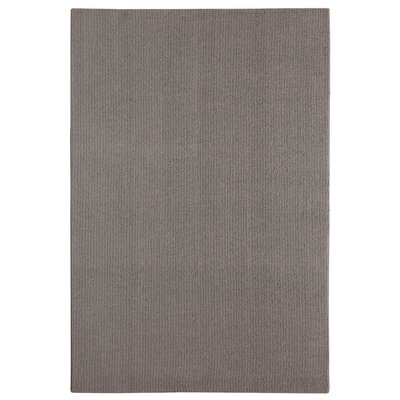 Bettie Hand-Tufted Black Walnut Area Rug Rug Size: Rectangle 6 x 9