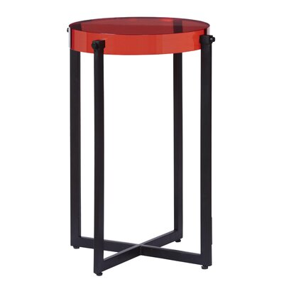 Chelsea Acrylic End Table
