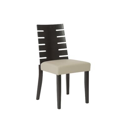 Willy Side Chair Upholstery: Light Gray