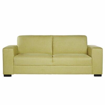 Yasmin Sofa Upholstery: Green