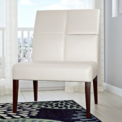 Australe Side Chair Color: Cream