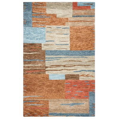 Brui Hand-Tufted Area Rug Size: Rectangle 5 x 8