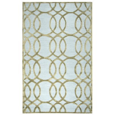 Bukovina Hand-Tufted Ivory/Cream Area Rug Size: Rectangle 3 x 5