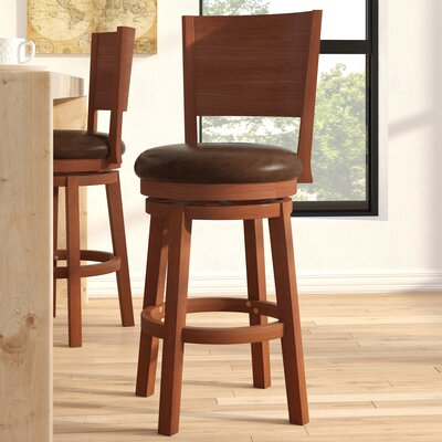 Maritza 31.5 Swivel Bar Stool