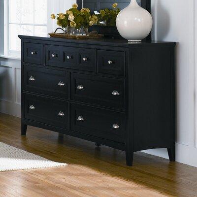 Diandra 7 Drawer Double Dresser