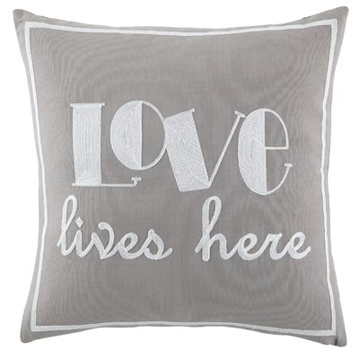Nyx Love Throw Pillow