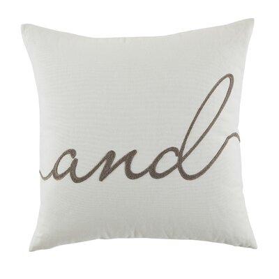 Arris And 100% Cotton Throw Pillow