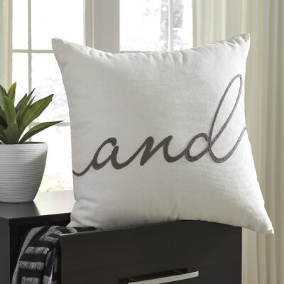 Arris And 100% Cotton Throw Pillow