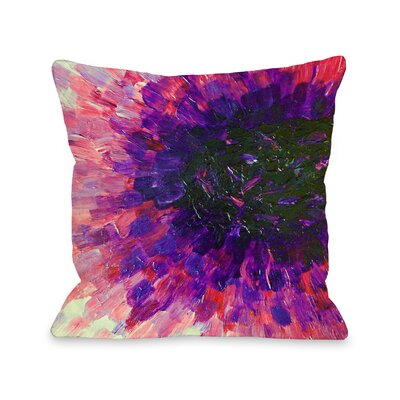 Tylan 2 Julia Di Sano Throw Pillow Size: 16 H x16 W x 3 D