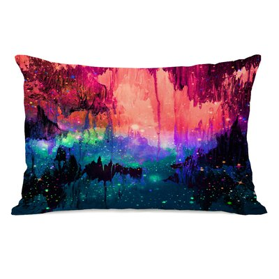 Armistead Castles in the Mist Lumbar Pillow